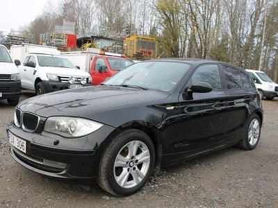 begagnad BMW 120 d 5-door Steptronic Advantage, Comfort 177hk