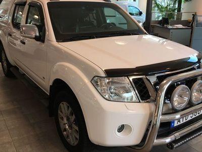 begagnad Nissan Navara V6, 231 HK