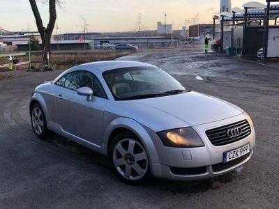 begagnad Audi TT copé 1.8t lågmil