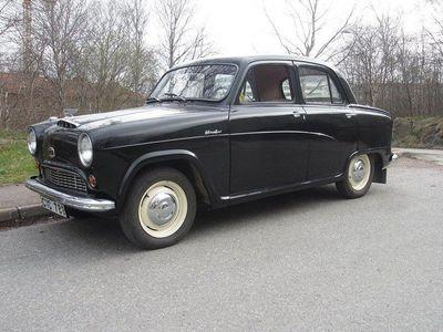 begagnad Austin A40 Cambridge, Four door Sedan (1956)