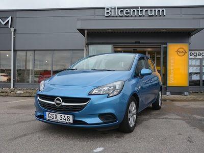 begagnad Opel Corsa 5-dörrar 1.4 Enjoy Pluspkt. 90hk, Dragkrok