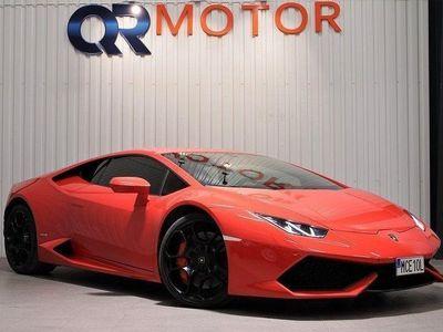 begagnad Lamborghini Huracán HuracánDCT Euro 6 610h