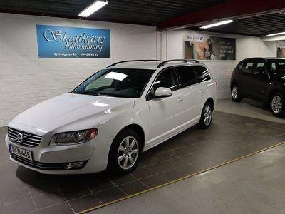 begagnad Volvo V70 D4 Momentum Euro 6 / Kamrem Bytt