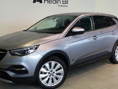 begagnad Opel Grandland X Innovation PHEV AWD 300HK,Laddhybrid/Demobil