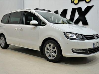 begagnad VW Sharan 2.0 TDI | Premium | 7-sits (170hk)