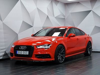 used Audi A7 Sportback 3,0 / 277Hk / S-Line 20 Tum, Bose