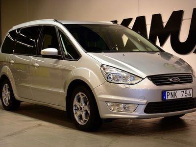 begagnad Ford Galaxy 2.0 145hk | 7-Sits | 4800 mil