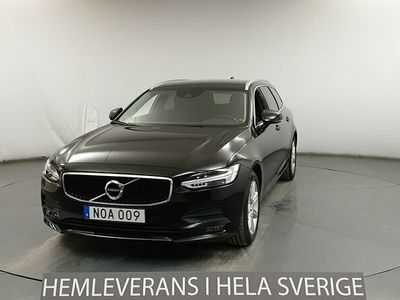begagnad Volvo V90 D4 Momentum Advanced H-Skinn Nyservad EU6 190hk
