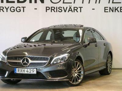 begagnad Mercedes CLS350 BL
