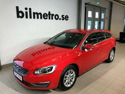 begagnad Volvo V60 D4 190hk/Momentum/Drag