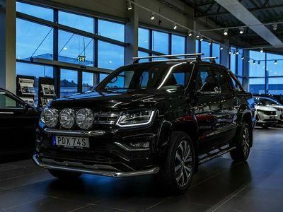 begagnad VW Amarok Dubbelhytt Aventura V6 3.0 258hk 4M Diff