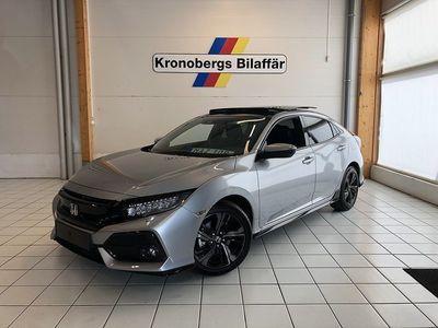 begagnad Honda Civic 5D 1,5T 182HK Sport Plus CVT