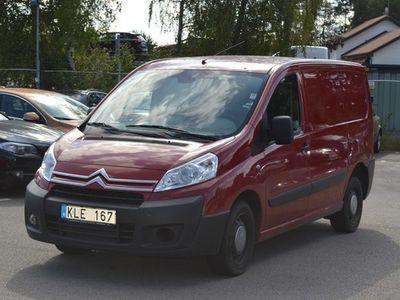 brugt Citroën Jumpy Van 2.0 HDi Manuell,120hk,