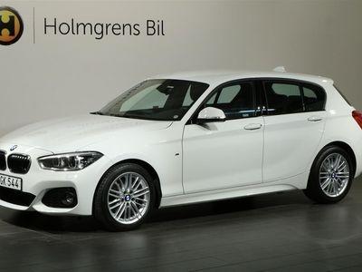 begagnad BMW 120 I M-SPORT / AUT / PDC / SPORTSTOLAR