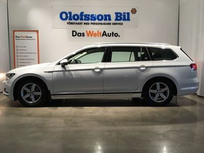 begagnad VW Passat SPORTSCOMBI SC TDI 120hk Dragpaket