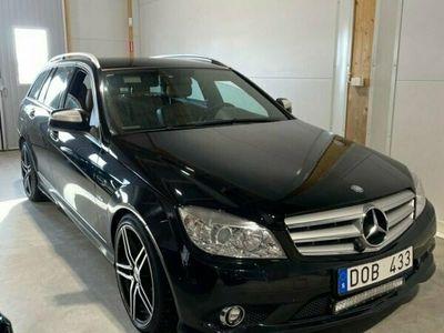 begagnad Mercedes C320 204KCDI 4MATIC