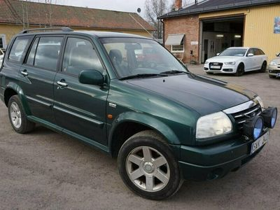 begagnad Suzuki Vitara GRV6A XL7