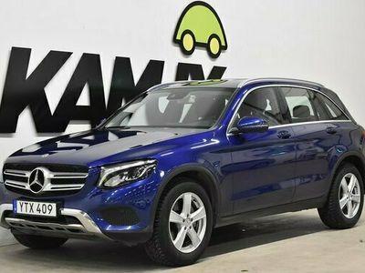 begagnad Mercedes 220 GLC Benzd 4MATIC Aut   S&V-Hjul   2018, SUV Pris 299 800 kr