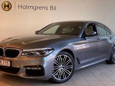 begagnad BMW 540 i xDrive M-Sport Night Vision Komfortstol Head-Up 2017, Sedan 469 800 kr