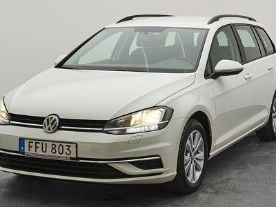 begagnad VW Golf Sportsvan SC 1.0 TSI 110 / Drag & Backkamera
