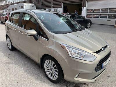 begagnad Ford B-MAX 1.4 Duratec 90hk 7900 mil Nyskick