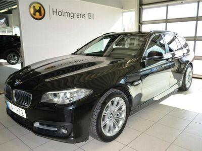 begagnad BMW 520 d Sport Läder Drag