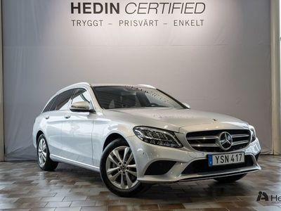 brugt Mercedes C200 Kombi // Advantagepkt & Drag //