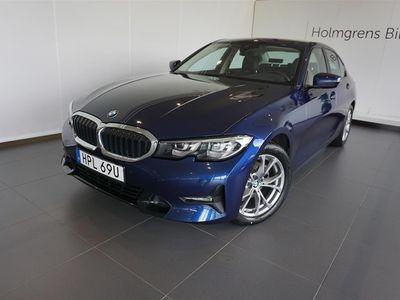 begagnad BMW 320 i Sedan Sportline Nav Drag HiFi