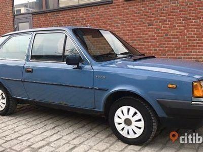 usado Volvo 343 GLS 16100Mil 3Ägare Går Mkt Bra -1982