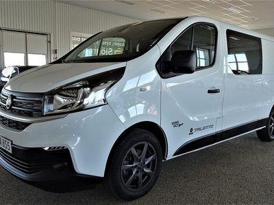 begagnad Fiat Talento 1.6 Ecojet 6-SITS 2.200MIL