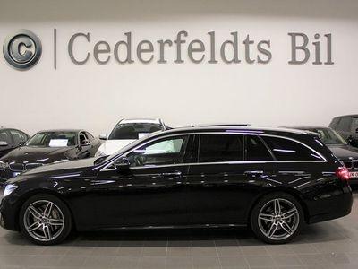 begagnad Mercedes E350 4MATIC