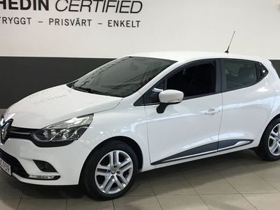 begagnad Renault Clio ZEN TCE 90HK