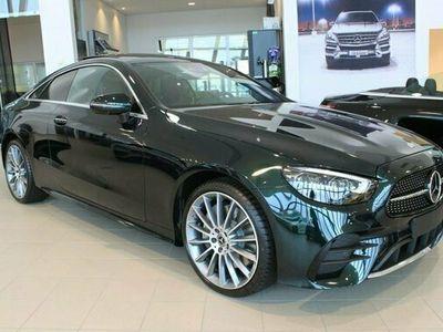 begagnad Mercedes 450 E Benz E4Matic Coupé AMG Parkeringsvärmare 2020, Sportkupé Pris 759 000 kr