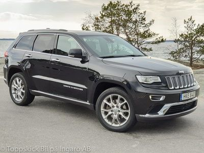 gebraucht Jeep Grand Cherokee 3.0 V6 CRD Summit Kalasskick