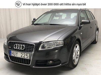 begagnad Audi A4 2.0 TDI Avant (140hk)