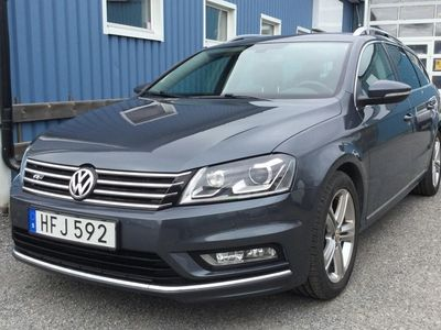 gebraucht VW Passat VARIANT 2.0 TDI BlueMotion Technology 4Motion (177hk)