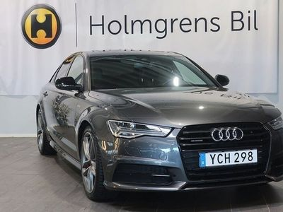 begagnad Audi A6 3.0 V6 TDI Competition S-line Q (326hk) Nav LED