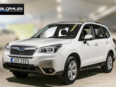 begagnad Subaru Forester XS CVT 2015, Kombi 159 900 kr