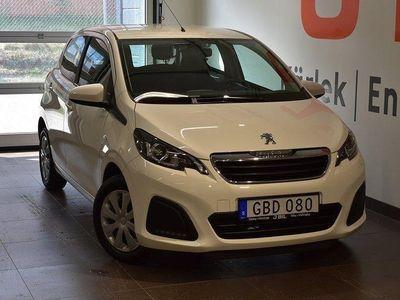 begagnad Peugeot 108 Active 1,0 PureTech 68hk 5D - DEM