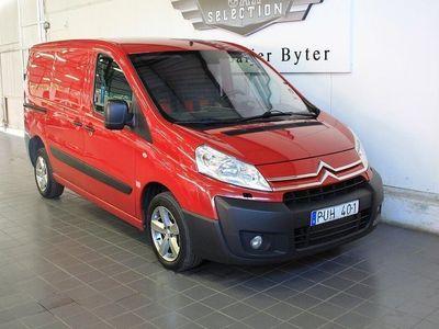 begagnad Citroën Jumpy Van 2.0 HDi (120hk)BACKKAMERA