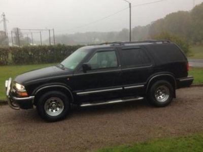 begagnad Chevrolet Blazer LT -99