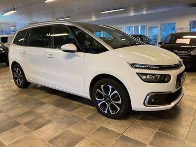 begagnad Citroën C4 SpaceTourer C4 GrandShine EAT BlueHDI