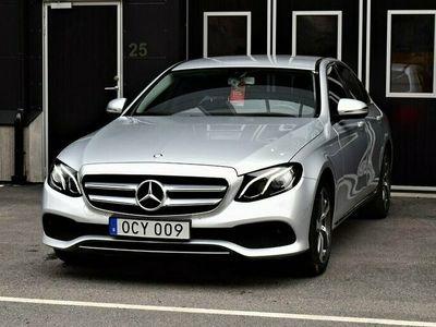 begagnad Mercedes E220 9G-Tronic Euro 6 194hk /GPS /B-kamera