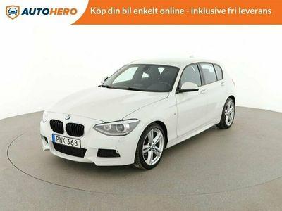 begagnad BMW 116 i M Sport 136hk / Parkeringssensorer