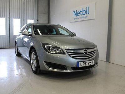 begagnad Opel Insignia Sports Tourer 2.0 CDTI ECOTEC Drag Vhjul 170hk