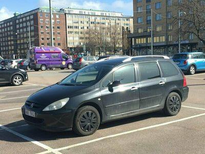 begagnad Peugeot 307 SW 2,0