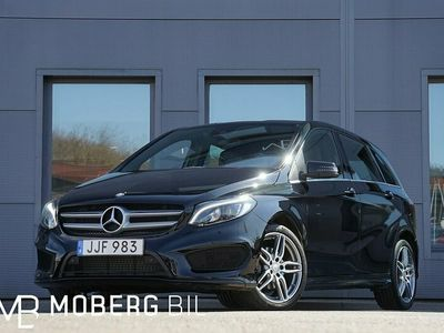 begagnad Mercedes B180 d Aut SE Edition AMG Sport 2146MIL