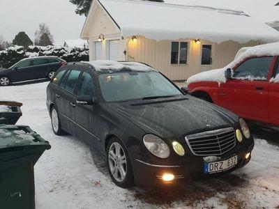 begagnad Mercedes 320 w211