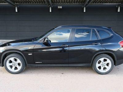 begagnad BMW X1 2.0D 177hk X-drive Aut Drag Xenon -11