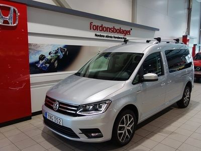 begagnad VW Caddy Maxi Life 2.0TDI 4Motion DSG